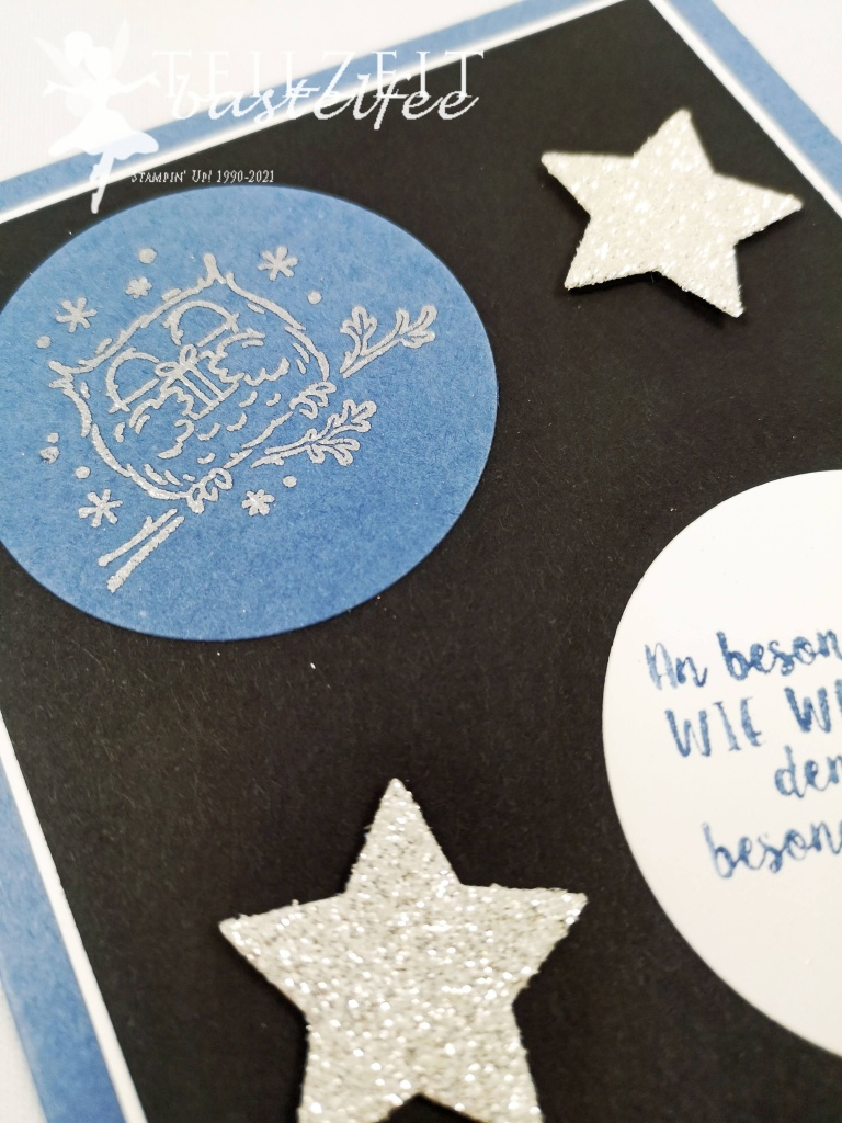 Stampin' Up! - Inkspire_me, Sketch Challenge, Color Challenge, Christmas, Weihnachten, Tage wie Weihnachten, Season like Christmas, Eulenfest, Have a Hoot, embossing